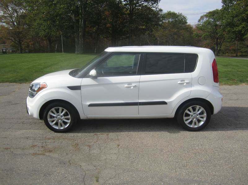 2013 Kia Soul for sale at Route 106 Motors in East Bridgewater MA