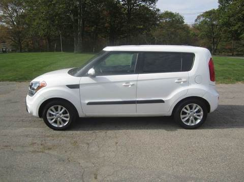 2013 Kia Soul for sale at Route 106 Motors in East Bridgewater MA