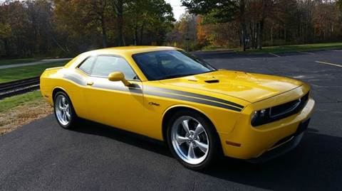 2012 Dodge Challenger for sale at Route 106 Motors in East Bridgewater MA