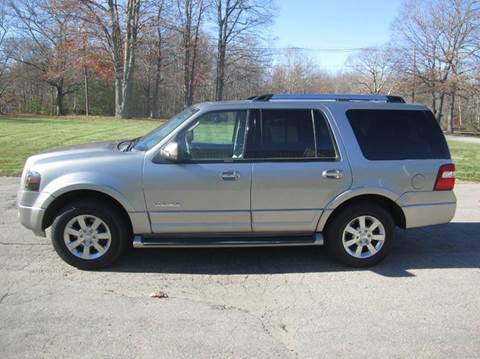 2008 Ford Expedition for sale at Route 106 Motors in East Bridgewater MA