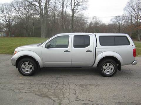 2007 Nissan Frontier for sale at Route 106 Motors in East Bridgewater MA