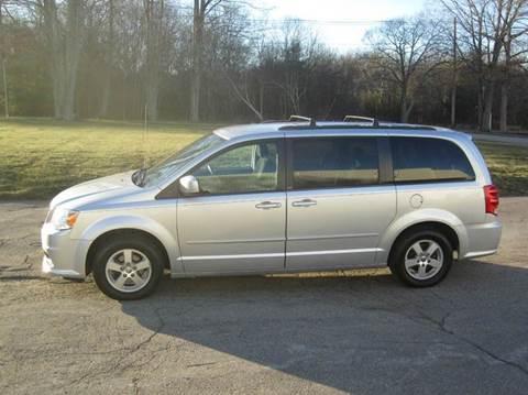 2012 Dodge Grand Caravan for sale at Route 106 Motors in East Bridgewater MA