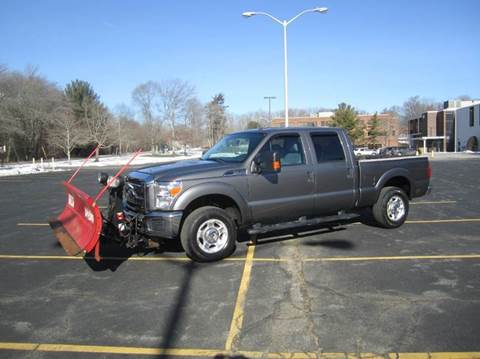 2011 Ford F-250 Super Duty for sale at Route 106 Motors in East Bridgewater MA