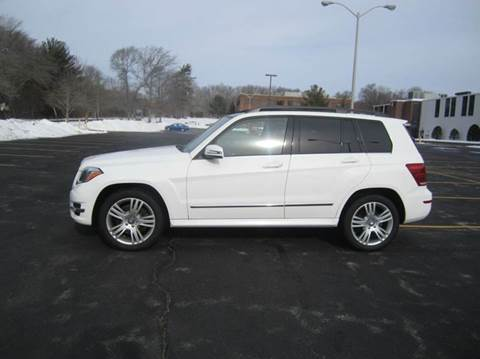 2013 Mercedes-Benz GLK for sale at Route 106 Motors in East Bridgewater MA