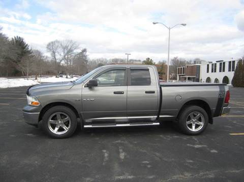 2010 Dodge Ram Pickup 1500 for sale at Route 106 Motors in East Bridgewater MA