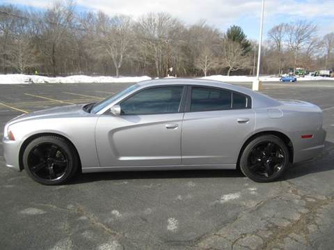 2013 Dodge Charger for sale at Route 106 Motors in East Bridgewater MA