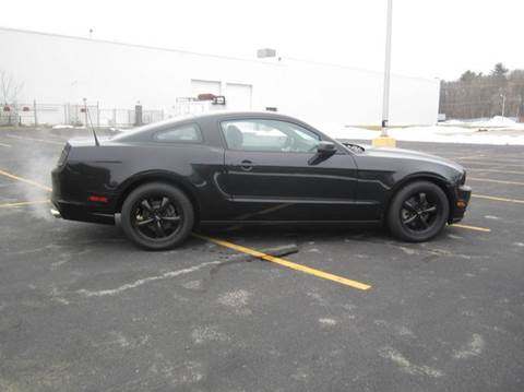 2014 Ford Mustang for sale at Route 106 Motors in East Bridgewater MA