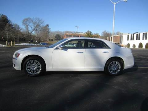 2013 Chrysler 300 for sale at Route 106 Motors in East Bridgewater MA
