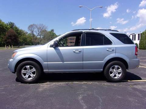 2005 Kia Sorento for sale at Route 106 Motors in East Bridgewater MA