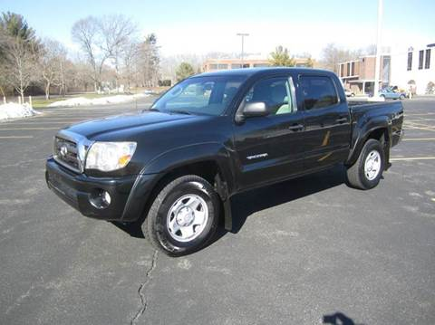 2010 Toyota Tacoma for sale at Route 106 Motors in East Bridgewater MA