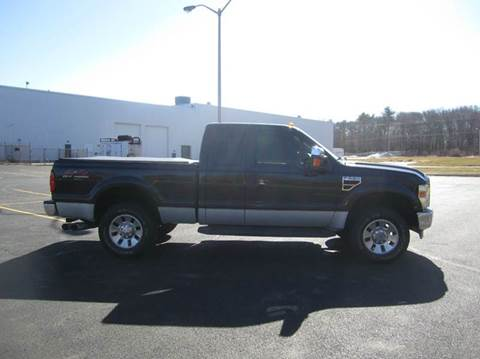 2008 Ford F-250 Super Duty for sale at Route 106 Motors in East Bridgewater MA