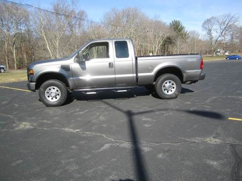 2010 Ford F-250 Super Duty for sale at Route 106 Motors in East Bridgewater MA