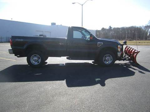 2010 Ford F-350 Super Duty for sale at Route 106 Motors in East Bridgewater MA