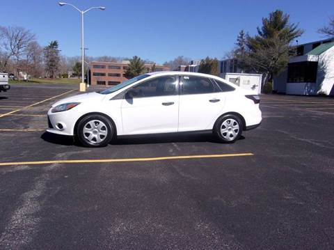 2012 Ford Focus for sale at Route 106 Motors in East Bridgewater MA