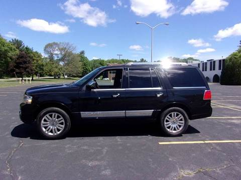 2013 Lincoln Navigator for sale at Route 106 Motors in East Bridgewater MA