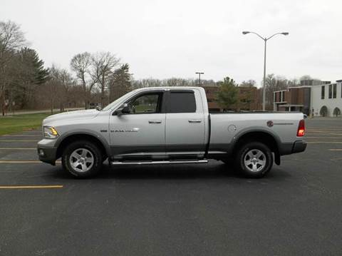 2011 RAM Ram Pickup 1500 for sale at Route 106 Motors in East Bridgewater MA