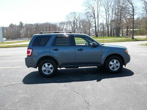 2010 Ford Escape for sale at Route 106 Motors in East Bridgewater MA
