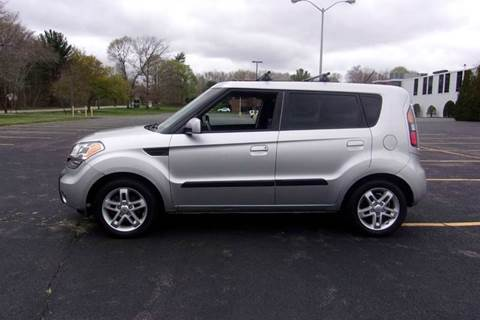 2010 Kia Soul for sale at Route 106 Motors in East Bridgewater MA