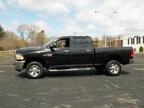 2011 RAM Ram Pickup 2500 for sale at Route 106 Motors in East Bridgewater MA