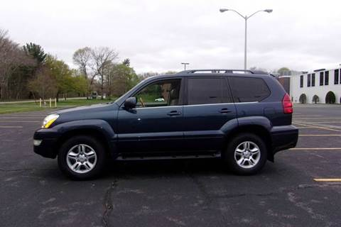 2005 Lexus GX 470 for sale at Route 106 Motors in East Bridgewater MA