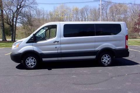 2015 Ford Transit Wagon for sale at Route 106 Motors in East Bridgewater MA