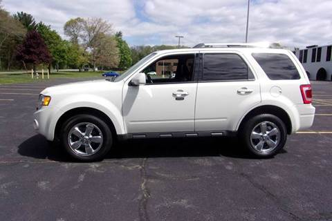2009 Ford Escape for sale at Route 106 Motors in East Bridgewater MA