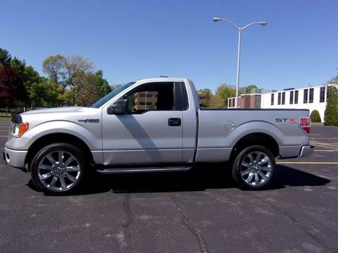 2010 Ford F-150 for sale at Route 106 Motors in East Bridgewater MA