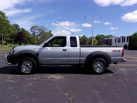 2003 Nissan Frontier for sale at Route 106 Motors in East Bridgewater MA