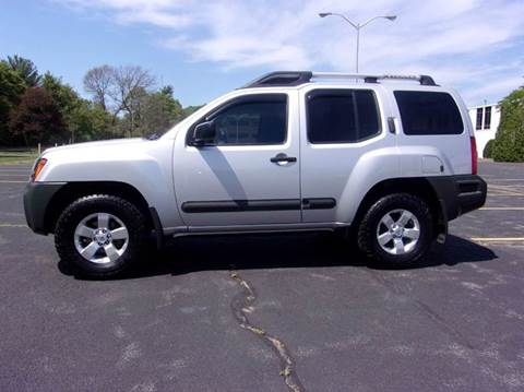 2012 Nissan Xterra for sale at Route 106 Motors in East Bridgewater MA