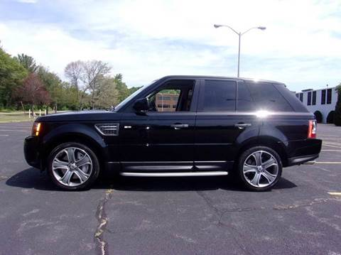 2011 Land Rover Range Rover Sport for sale at Route 106 Motors in East Bridgewater MA