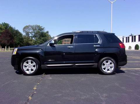 2013 GMC Terrain for sale at Route 106 Motors in East Bridgewater MA