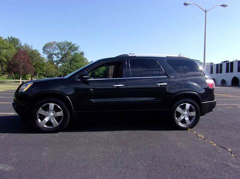 2012 GMC Acadia for sale at Route 106 Motors in East Bridgewater MA