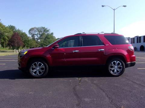 2013 GMC Acadia for sale at Route 106 Motors in East Bridgewater MA