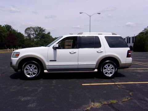 2007 Ford Explorer for sale at Route 106 Motors in East Bridgewater MA