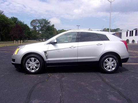 2012 Cadillac SRX for sale at Route 106 Motors in East Bridgewater MA