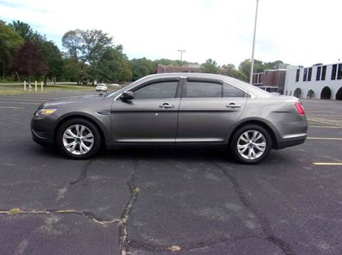 2011 Ford Taurus for sale at Route 106 Motors in East Bridgewater MA
