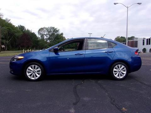 2014 Dodge Dart for sale at Route 106 Motors in East Bridgewater MA