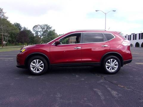 2014 Nissan Rogue for sale at Route 106 Motors in East Bridgewater MA