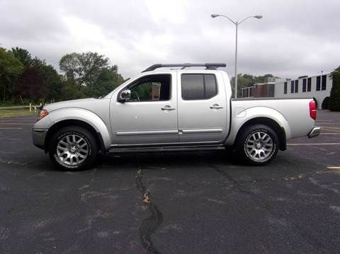 2010 Nissan Frontier for sale at Route 106 Motors in East Bridgewater MA