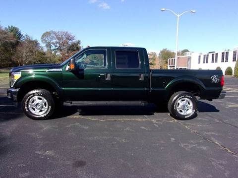 2013 Ford F-350 Super Duty for sale at Route 106 Motors in East Bridgewater MA