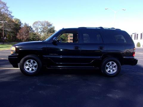 2005 GMC Yukon for sale at Route 106 Motors in East Bridgewater MA