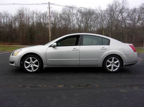 2004 Nissan Maxima for sale at Route 106 Motors in East Bridgewater MA