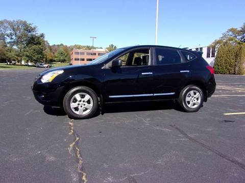 2012 Nissan Rogue for sale at Route 106 Motors in East Bridgewater MA