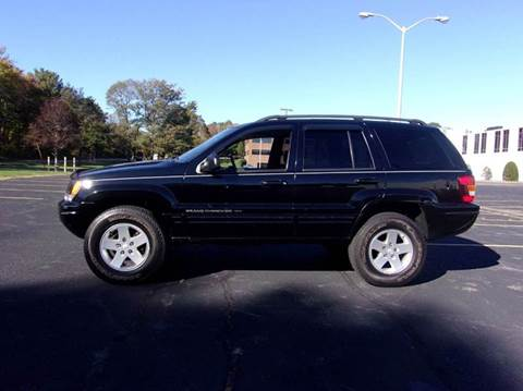 2000 Jeep Grand Cherokee for sale at Route 106 Motors in East Bridgewater MA