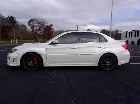 2011 Subaru Impreza for sale at Route 106 Motors in East Bridgewater MA