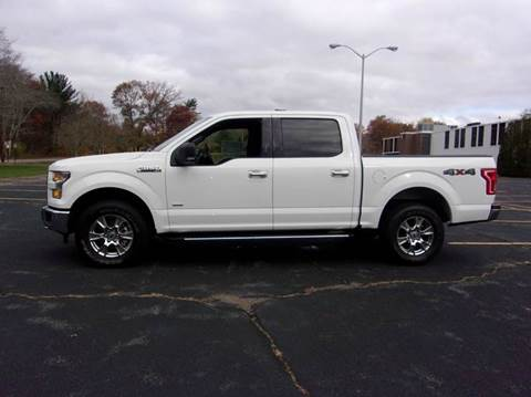 2016 Ford F-150 for sale at Route 106 Motors in East Bridgewater MA