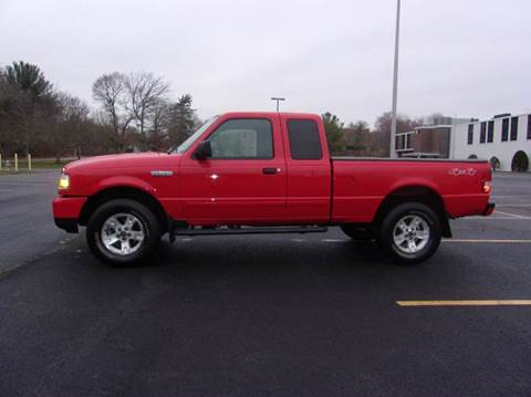 2006 Ford Ranger for sale at Route 106 Motors in East Bridgewater MA