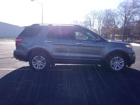2014 Ford Explorer for sale at Route 106 Motors in East Bridgewater MA