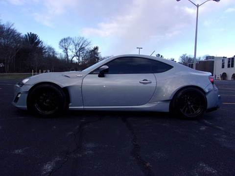 2013 Scion FR-S for sale at Route 106 Motors in East Bridgewater MA