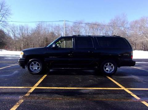 2006 GMC Yukon XL for sale at Route 106 Motors in East Bridgewater MA